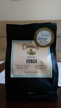 Campos Coffee: Vunga