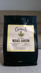 Campos Coffee: Misael Garzon
