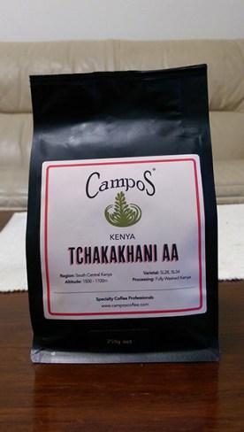 Campos Coffee: Tchakakhani AA