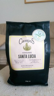 Campos Coffee: Santa Lucia