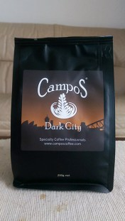 Campos Coffee: Dark City
