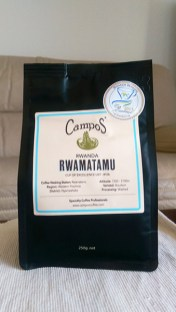 Campos Coffee: Rwamatamu