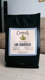 Campos Coffee: Los Cuarteles