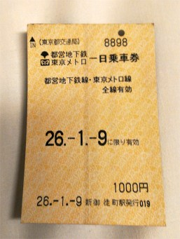 JR One-Day Pass