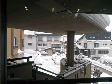 Day 3 View Outside Yamasanso