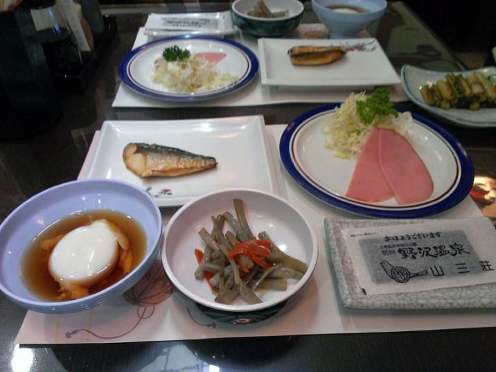 Yamasanso: Day 3 Breakfast