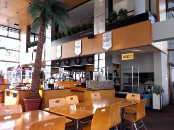 Gala Ski Resort: Restaurant