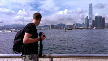 Day 3: Victoria Harbour