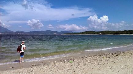 Day 4: Beach at Tung Ping Chau