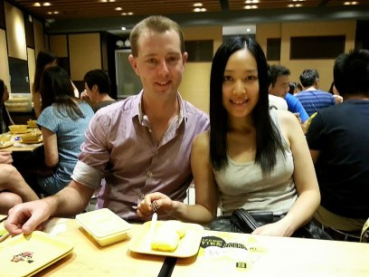 Day 4: Honeymoon Dessert