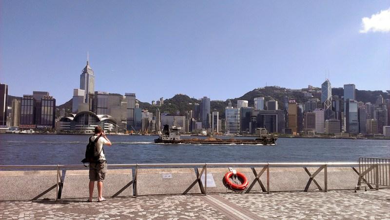 Day 5: Victoria Harbour