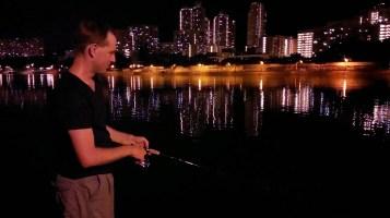 Day 5: Night Fishing at Shing Mun River