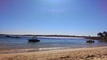Jibbon Beach: North View