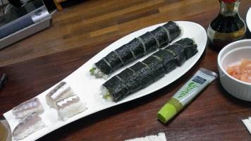 Fresh Fish Sushi: The Second Batch