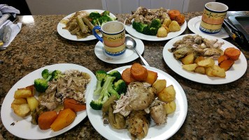 Roast Chicken: Everyone's Plate