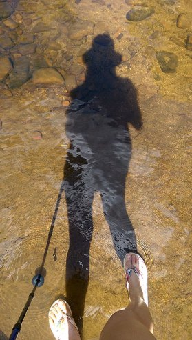 Blackheath Weekend Day 1: Solo Shadow Shot
