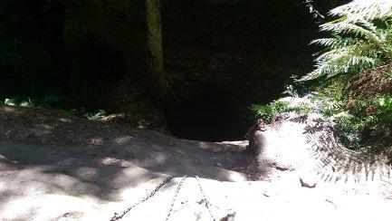 Blackheath Weekend Day 2: Abseiling Dark Hole
