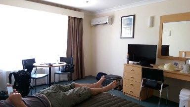 Redleaf Resort Blackheath: Queen Room Interior