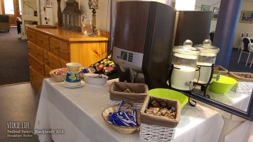 Redleaf Resort Blackheath: Breakfast Buffet