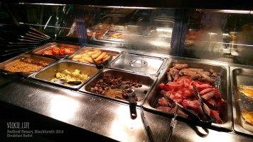 Redleaf Resort Blackheath: Breakfast Buffet