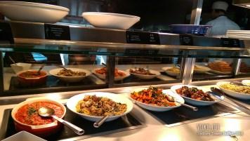 Sydney Tower Buffet: Hot Food