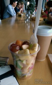 Sette Cafe: Fruit Salad