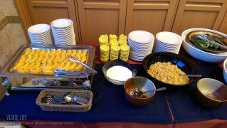 Hotel Oak Forest: Breakfast Buffet