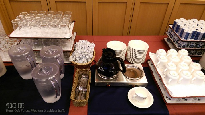 Hotel Oak Forest: Breakfast Buffet