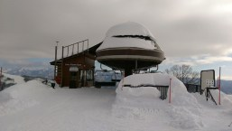 Ski Trip Jan 2015 D4: Quad Ski Lift