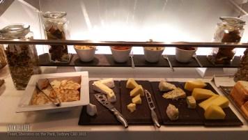Feast Buffet: Cheese