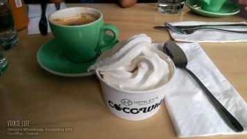 Henley's Wholefoods Alexandria: CocoWhip Original
