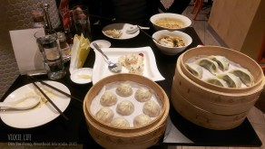Din Tai Fung Miranda: Our Table