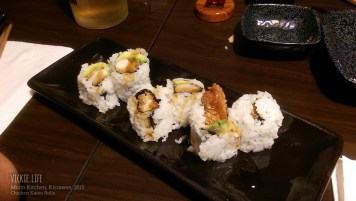 Moim Japanese Kitchen: Chicken Katsu Rolls