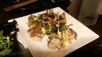 Moim Japanese Kitchen: Moim Special Rolls