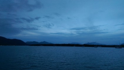Cairns May 2015: View from Sunset Cruise