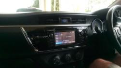 Cairns, June 2015: Car Hire Radio