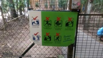 Hartley's Crocodile Adventures, June 2015: Petting Area