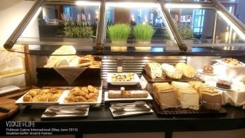 Pullman Cairns Breakfast Buffet: Bread & Pastries