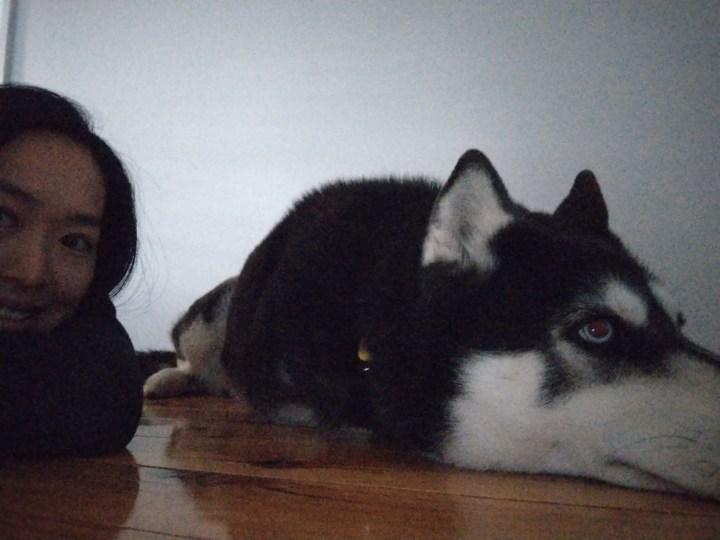 Pawgust Selfie