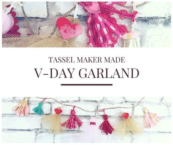 valentine's day Garland