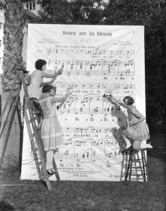 tournament of roses 1930