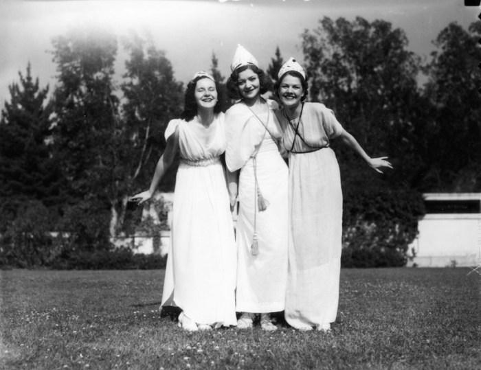 1936 greek goddesses