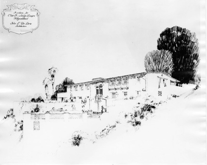 architect John L De Lorio