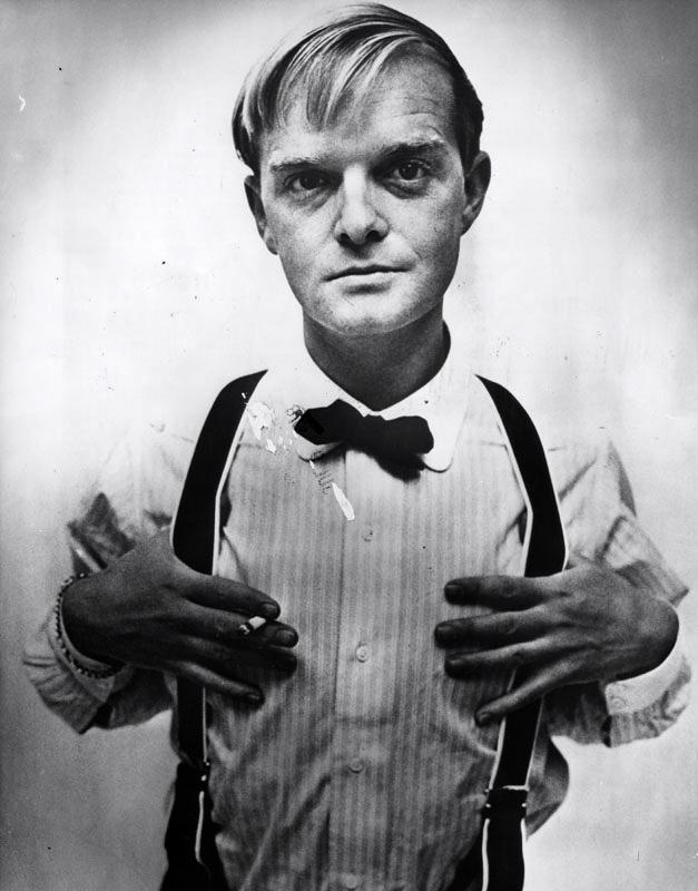 Young Truman Capote