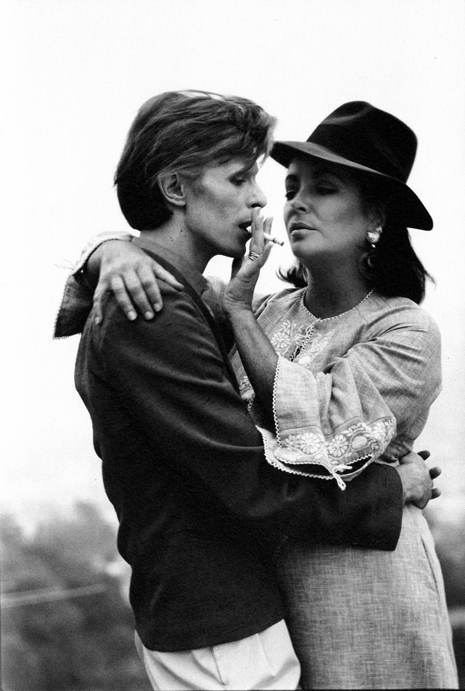 terry o'neill bowie taylor