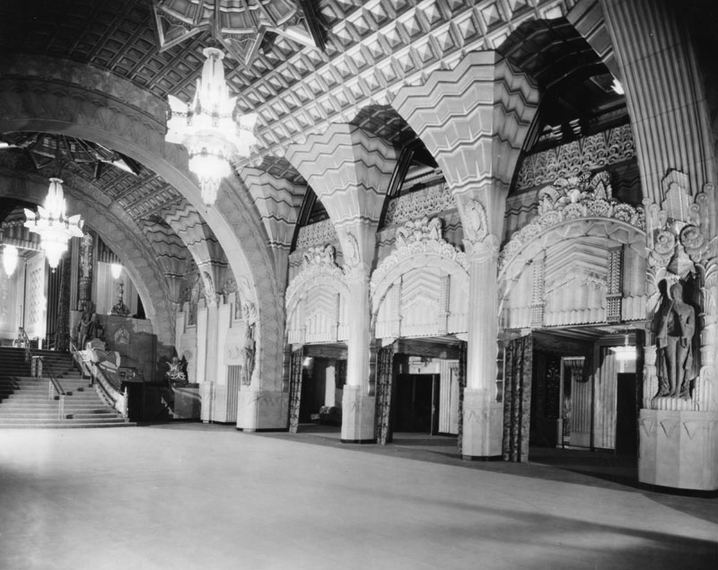 lobby pantages