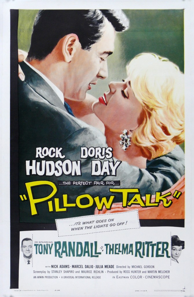 pillow talk poster