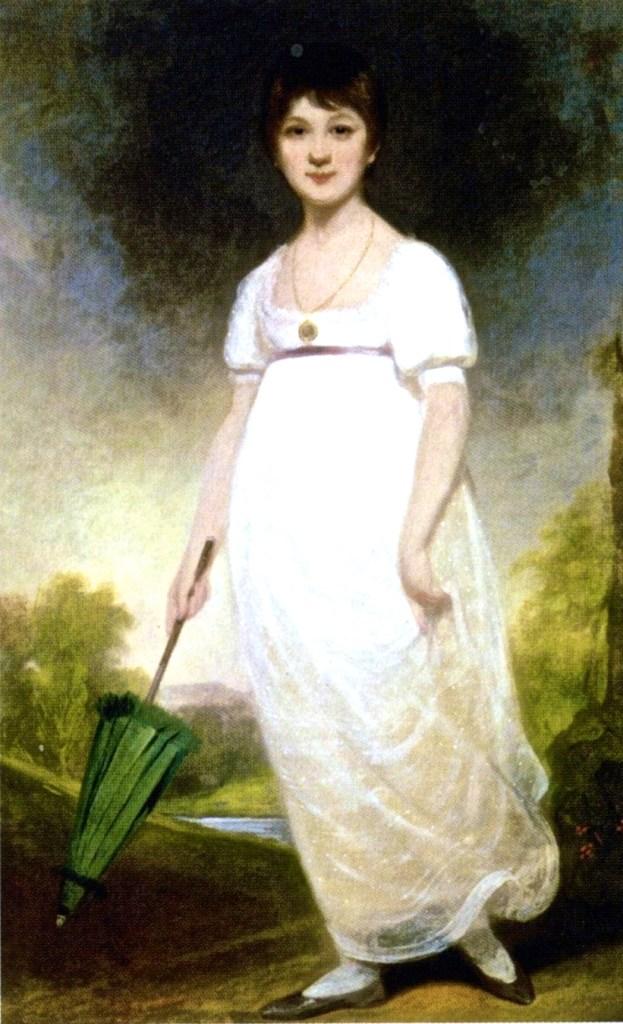 rice portrait Jane Austen
