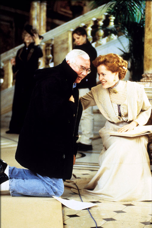 Terence Davies directs Gillian Anderson