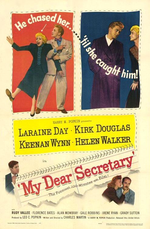 Poster - My Dear Secretary_01